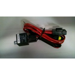 One Bulb 10 second delay HID relay harness