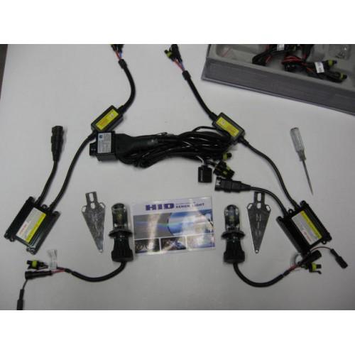 9007 Bi Xenon Slim Ballast HID Kit