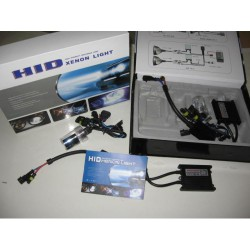 H13 Single beam (ONLY LOW BEAM) Slim Ballast HID kit
