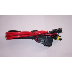 Single Beam One Bulb HID Relay Harness